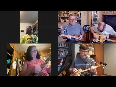 Day By Day: 3-String Guitar