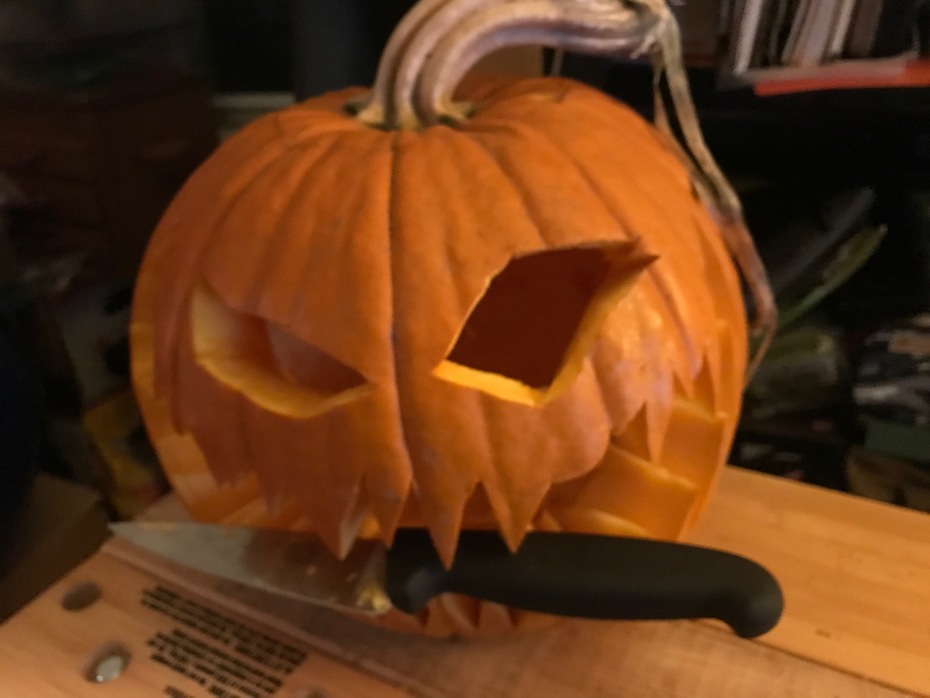 Nightmare Pumpkin
