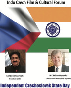 ICMEI Congratulate Embassy of Czech Republic on National Day
