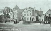 Marlborough & Parkhurst Theatres, Holloway Road 1905