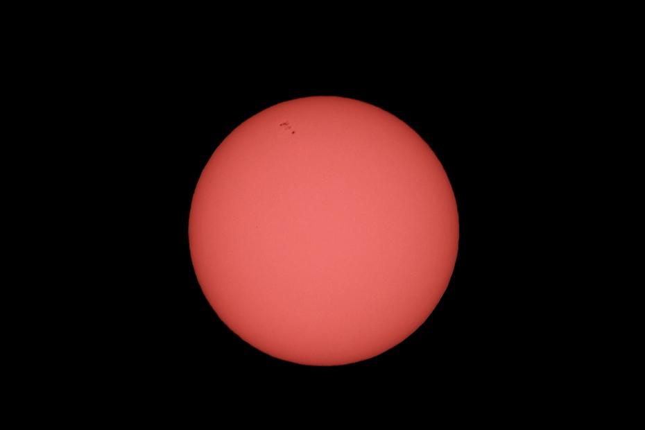 Sun today 2020-11-05