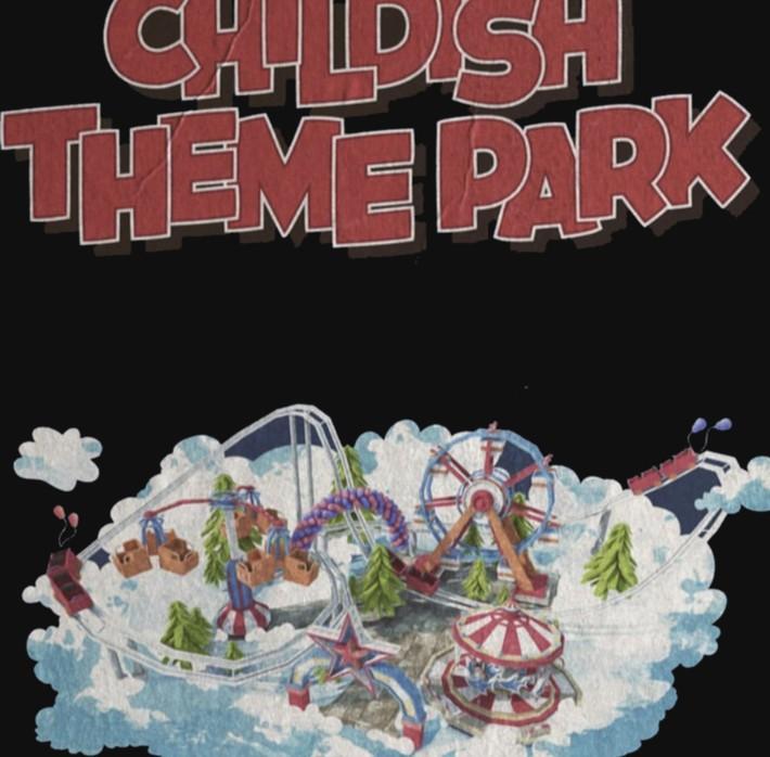TGF Theme Park Childish Merch