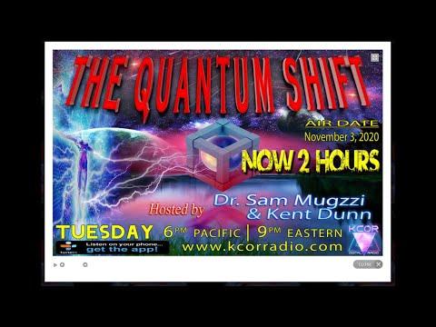Dr. Sam Mugzzi and Kent Dunn