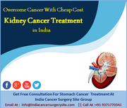 Overcome Cancer With Cheap Cost Kidney Cancer Treatment in India