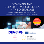 Designing and delivering VET curricula in the digital age