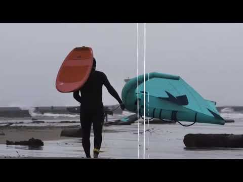 Amazing Wing Surf Foil video