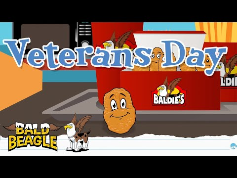 Nuggets of Information: Veterans Day for Kids