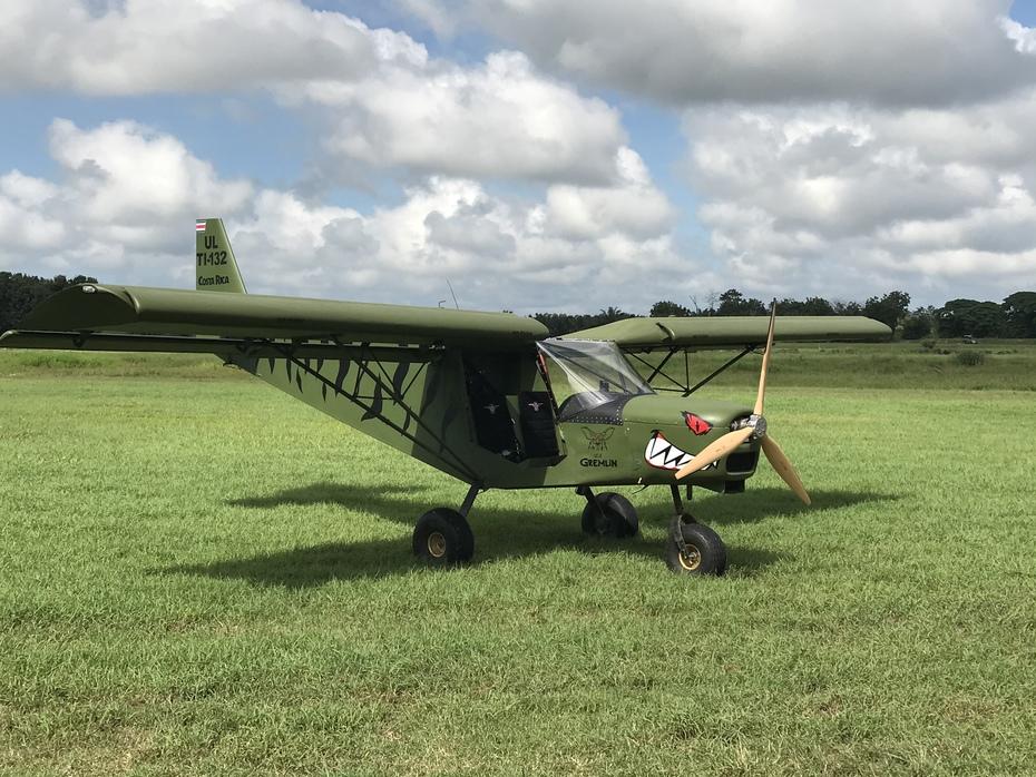 TI-132 Costa Rica MRAJ