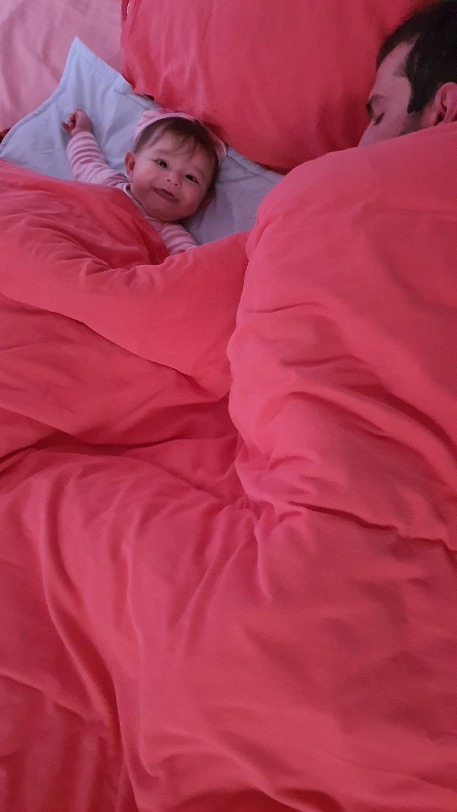 მამიკოს უფრო უყვარს ძილი