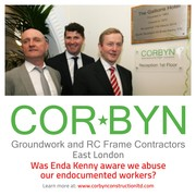 Corbyn Construction LTD: Slavery is back to London