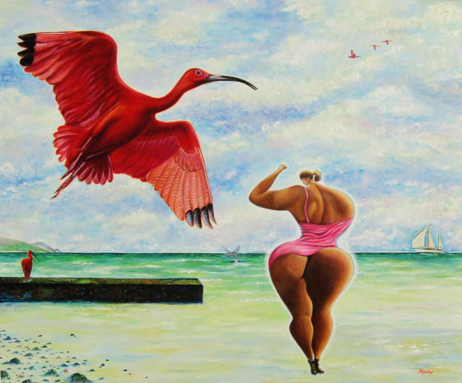 L'alibis des ibis