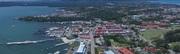 古达市区全景