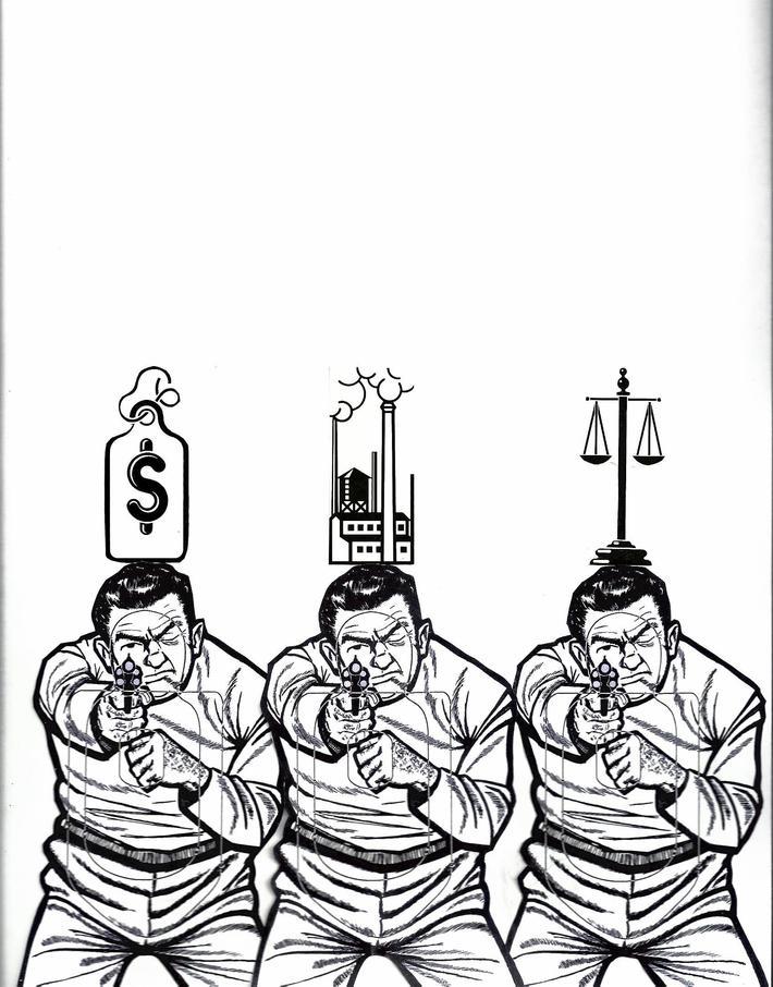 Money Industry Justice