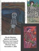 Dia de Muertos 2020 Mail Art