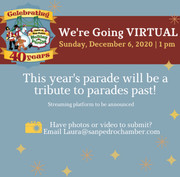 Virtual 40th Annual Spirit San Pedro Holiday Parade