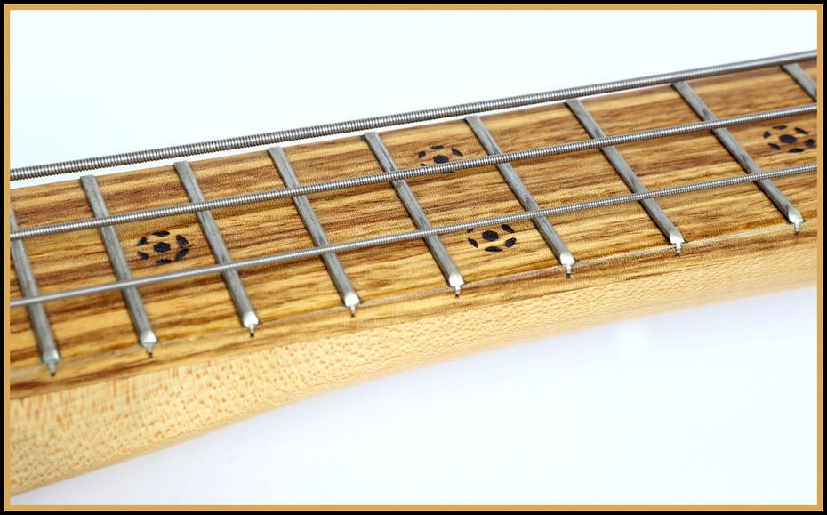 short scale bass neck.