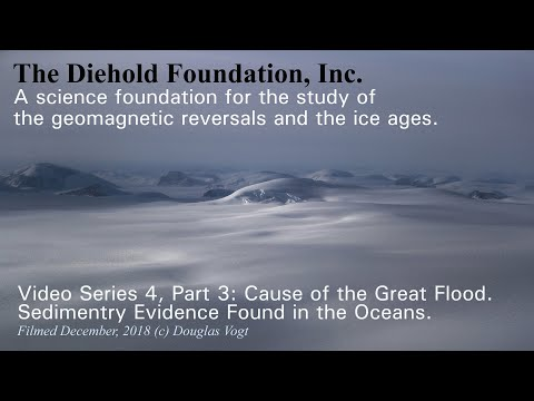 Series 4, Part 3, Causes of the Ice Age, What Happens to the Oceans during the polar reversal.