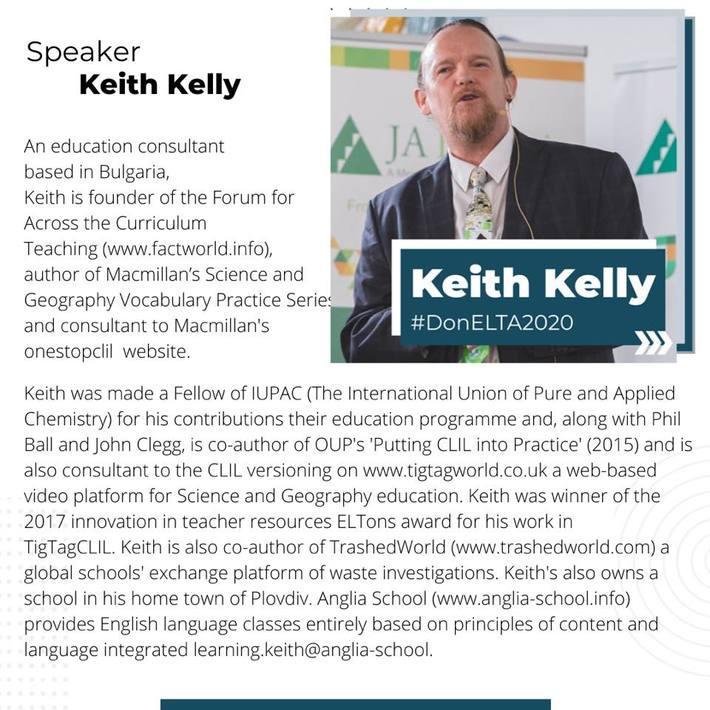 Kelly Keith