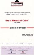 E. Carrasco exhibit