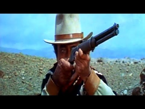 ANY GUN CAN PLAY [George Hilton, Gilbert Roland] [Full Length Spaghetti Western] [English]