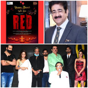 ICMEI Congratulates Ashok Tyagi on Launching of New Film RED