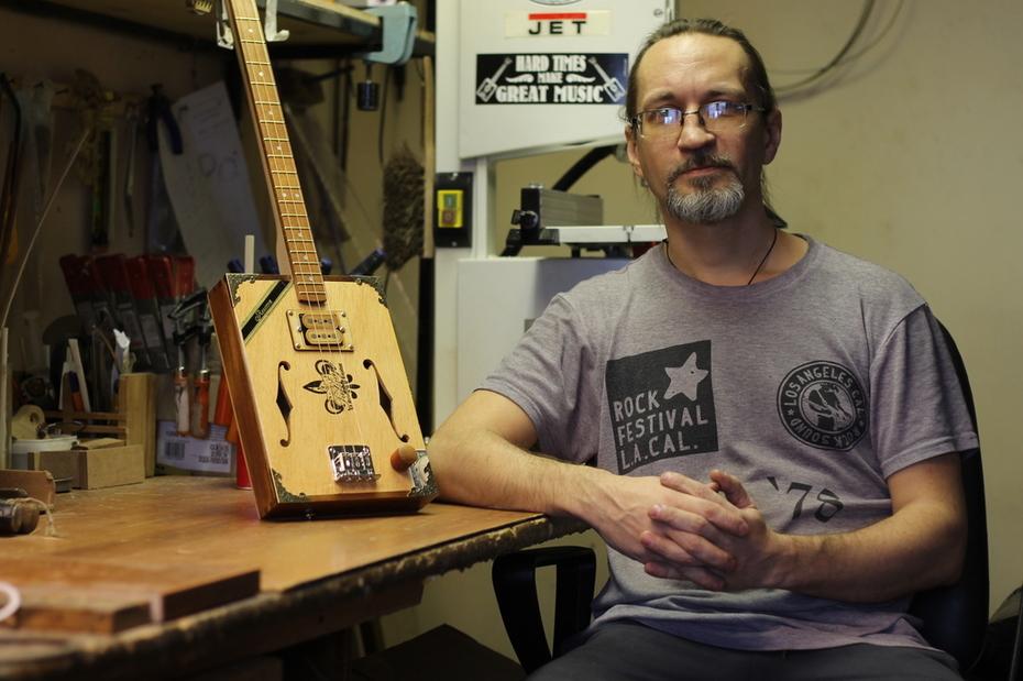 Captain Nemoff Guitars