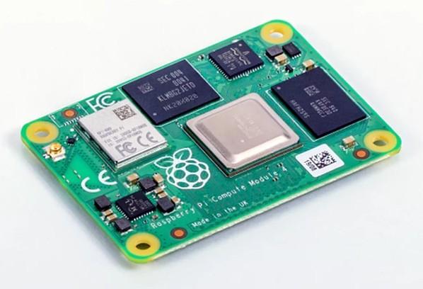 The Raspberry Pi Compute Module 4 (CM4) Review