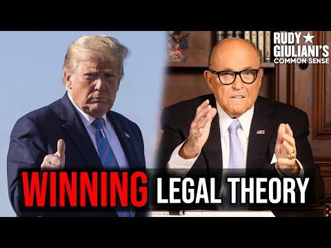 WINNING Legal Theory   Rudy Giuliani   Ep. 90