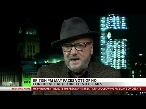 "Galloway: ""#Brexit won't be the end of the world but it isn't a walk in the park either"""