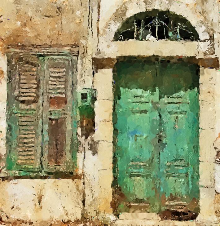 Green Door