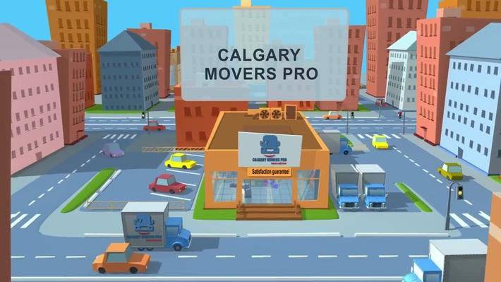 Hr CALGARY MOVERS PRO