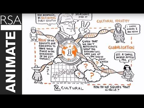 RSA ANIMATE: Changing Education Paradigms