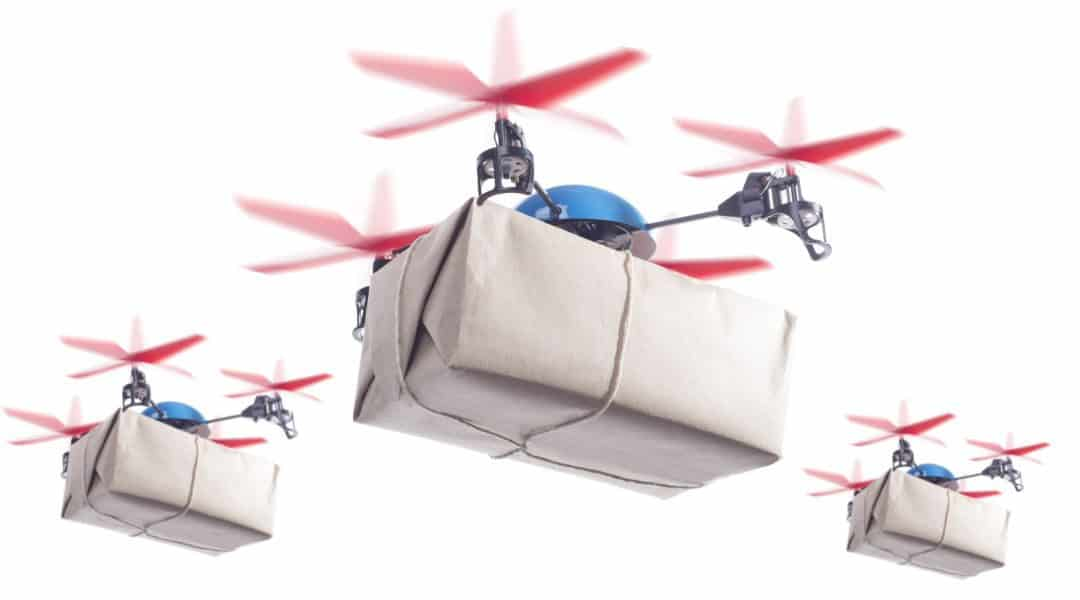 Future of Drone Package Delivery