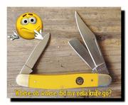 yella knife