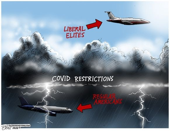 elites-covid-regular-americans