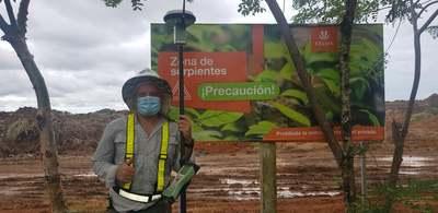 Surveying Covid Style. Chiriqui, Panamá.