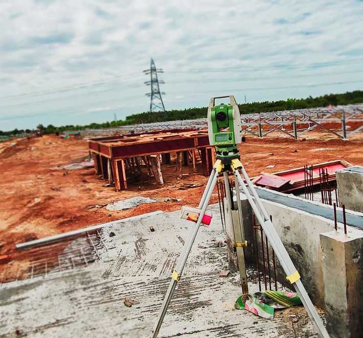Tools for Land Surveying Accuracy