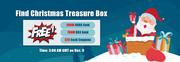 RSorder Find Christmas Treasure Box event