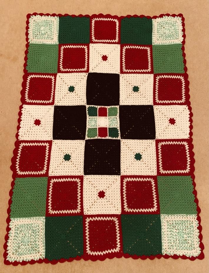 Elaine Joubert's squares.
