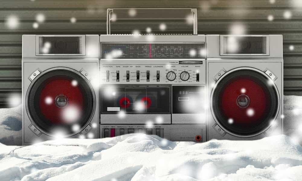 Hip Hop R+B Journey Christmas Edition Mix 2020