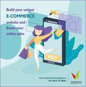 E- commerce website design company in mumbai