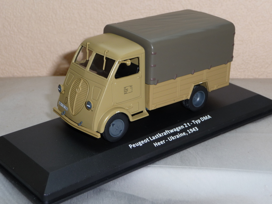 Peugeot DMA light truck