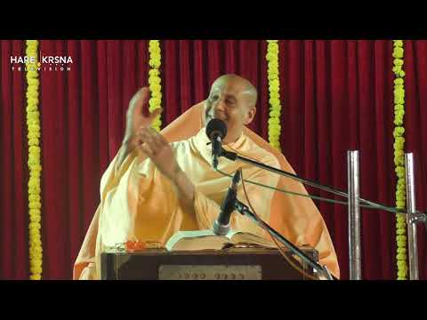 Radhanath Swami Speaks at ISKCON Juhu | 20th Jan 2019