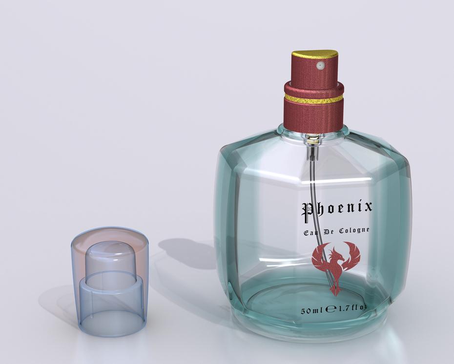 Phoenix Eau De Cologne 50 ml