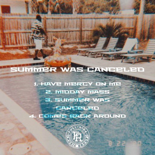 New EP! Summer Was Canceled by Thi'sl