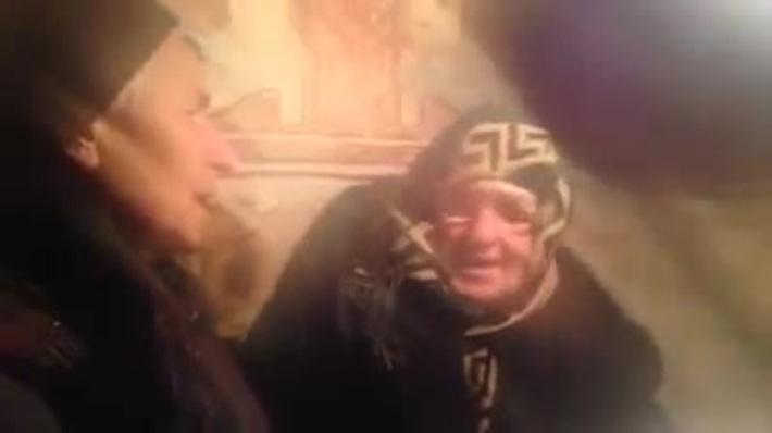 მგალობელი ბებიები - წმინდა ნიკოლოზის ტროპარი