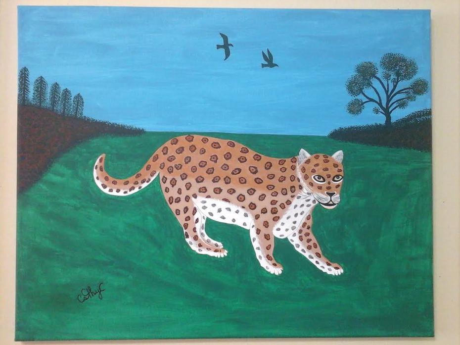 Beauty of a Jaguar