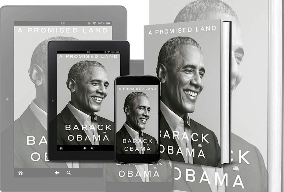 A Promised Land by Barack Obama - AmazonList.net