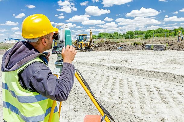Land Surveyor Research Methods