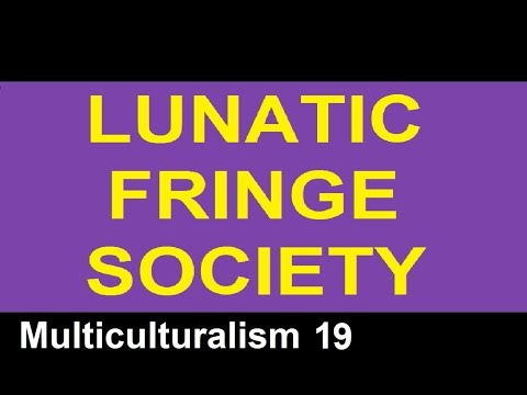 LUNATIC FRINGE SOCIETY